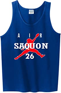 PROSPECT SHIRTS Blue York Saquon Air Tank Top