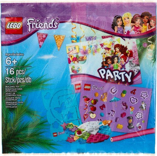 LEGO Friends Party Mini Set #5002928 [Bagged] by