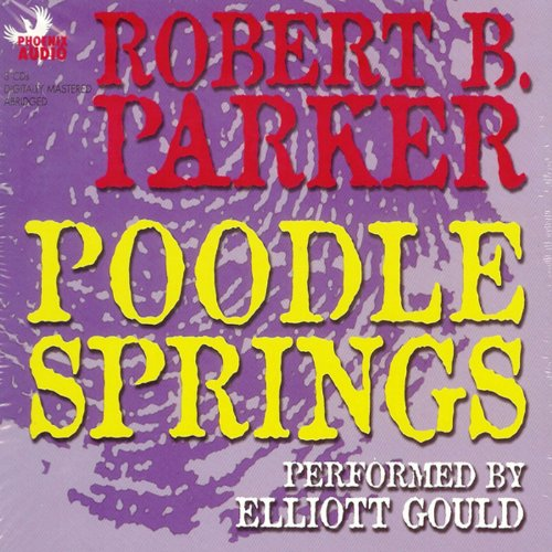 Poodle Springs audiobook cover art