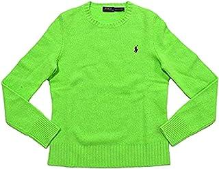 Ralph Lauren Polo Women's Wool Cashmere Crew-Neck Sweater