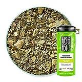 Tiesta Tea - Tasmanian Herbs & Matcha, Loose Leaf Lemon Matcha Green Tea, Medium Caffeine, Hot & Iced Tea, 5 oz Tin - 50 Cups, Natural, No Artificials, Weight Loss Support, Green Tea Loose Leaf