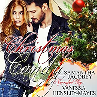 Christmas Candy audiobook cover art