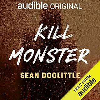 Kill Monster audiobook cover art
