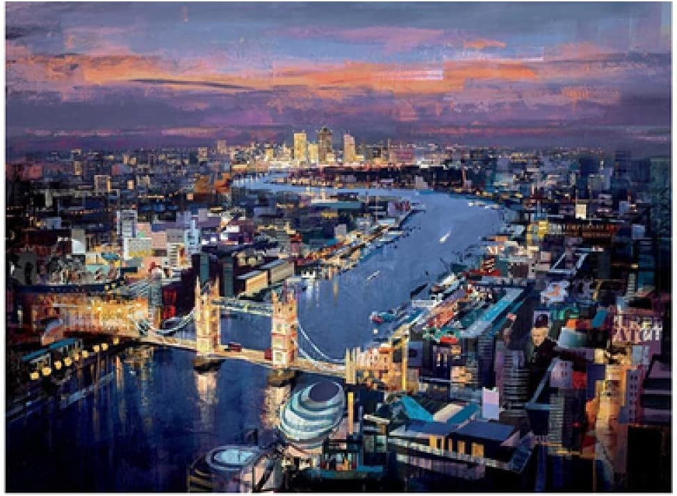 Jigsaw Puzzles 1000 Pieces Entertainment Max 85% OFF Popular brand for Toys Adult Special