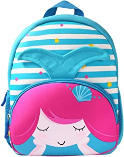 حقيبة ظهر للأطفال الصغار مقاومة للماء في مرحلة ما قبل المدرسة حقيبة مدرسية للأطفال من عمر 2-5 سنوات بنين بنات