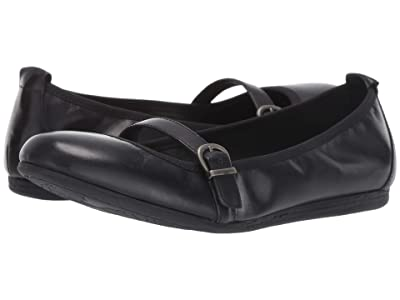 Born Curlew (Black Full Grain Leather) Women