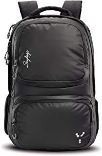 Skybags Nickel 31 Ltrs Black Laptop Backpack (LPBPNIC1BLK)