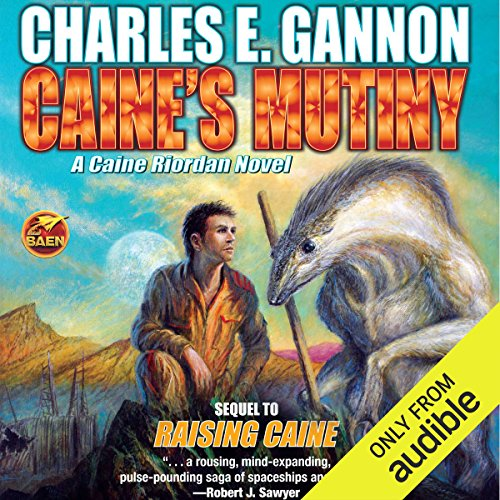 Caine's Mutiny audiobook cover art
