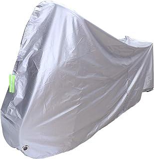 Garneck Capa de motocicleta à prova d'água para uso interno e externo, capa resistente ao calor, respirável para armazenam...
