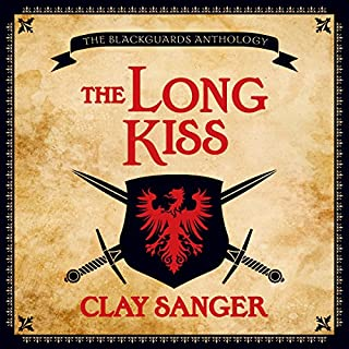 The Long Kiss audiobook cover art