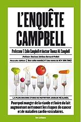 L'Enquête Campbell Paperback