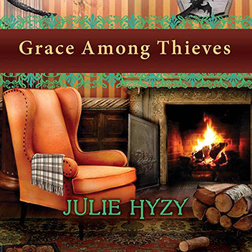Grace Among Thieves     Manor House Mystery Series #3              By:                                                                                                                                 Julie Hyzy                               Narrated by:                                                                                                                                 Emily Durante                      Length: 8 hrs and 23 mins     66 ratings     Overall 4.5