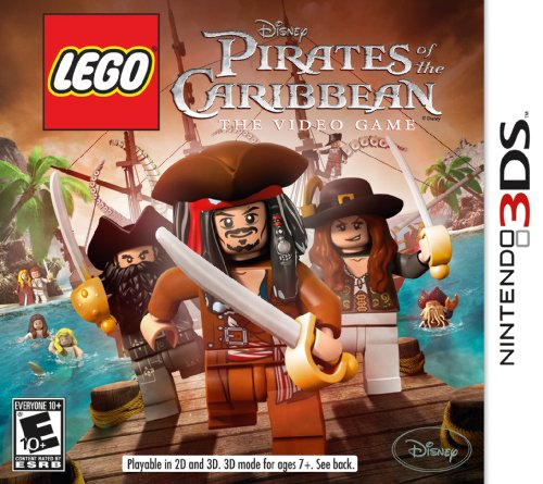 Lego Pirates of the Caribbean - Nintendo 3DS