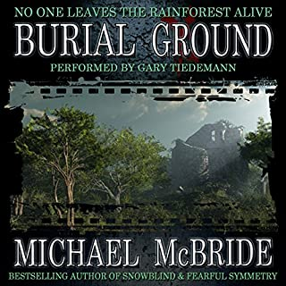 Burial Ground: A Novel audiobook cover art