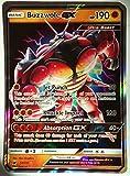 Pokemon - Crimson Invasion - Buzzwole GX 57/111, Ultra rare, New, Mint