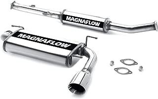 Magnaflow 15715 sistema de escape Cat-Back de acero inoxidable de 2.25 pulgadas