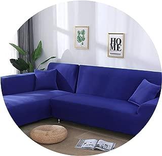 Amazing21 Universal Elastic Sofa Covers for Living Room Sofa Towel Non-Slip Sofa Cover Strech Sofa Slipcover,colour6,1-Seater 90-140cm