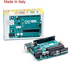 arduino uno made in italy
