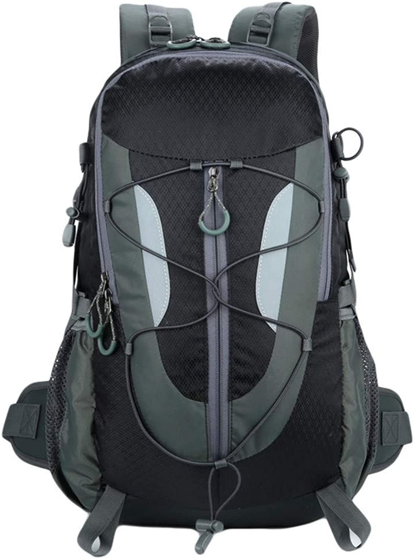 Nylon Tablet Backpack Outdoor Zweifarbig Tour Lässig Rucksack Rucksack Rucksack Wasserfest Verschleißfest Stylischer Herren B07P5LCGPB  Einfaches Leben 4960b6
