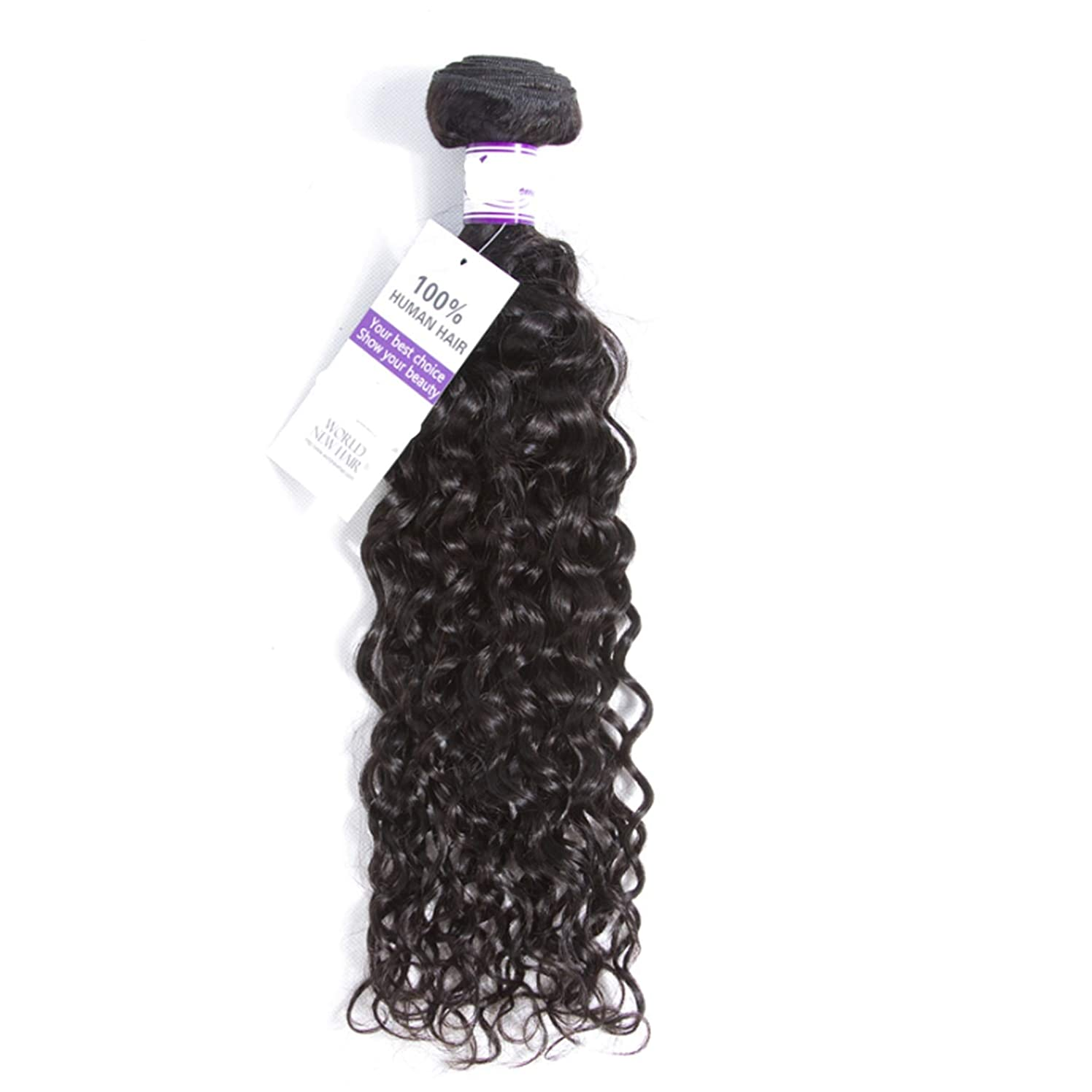 家事をするシットコムマレーシア水波ヘアバンドル8-28インチ100%alidoremi人間の髪織りレミー髪ナチュラルカラー1ピース髪織り かつら (Stretched Length : 14inches)