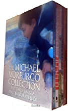 Michael Morpurgo - 5 books box Set: The Mozart Question / The Kites Are Flying! / Homecoming / I Believe in Unicorns / This Morning I Met A Whale rrp £29.95