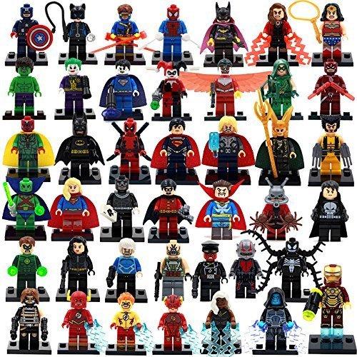 Lego Flash Minifigure Amazoncom