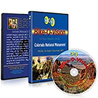 Bike-O-Vision Cycling Video- Colorado National Monument (Widescreen DVD #3)