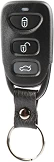 Car Key Fob Keyless Entry Remote fits 2011-2015 Hyundai Sonata (OSLOKA-950T)
