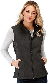 Women's Grey Ladies Softshell Vest - 03-098-0781-7106 Gy