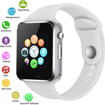 Smart Watches for Android Phones,IOQSOF Anti-Lost Touch...