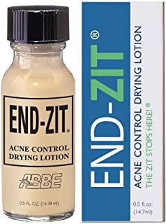 acne drying lotion by End-zit