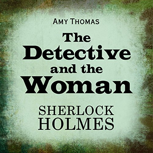 The Detective and the Woman audiobook cover art