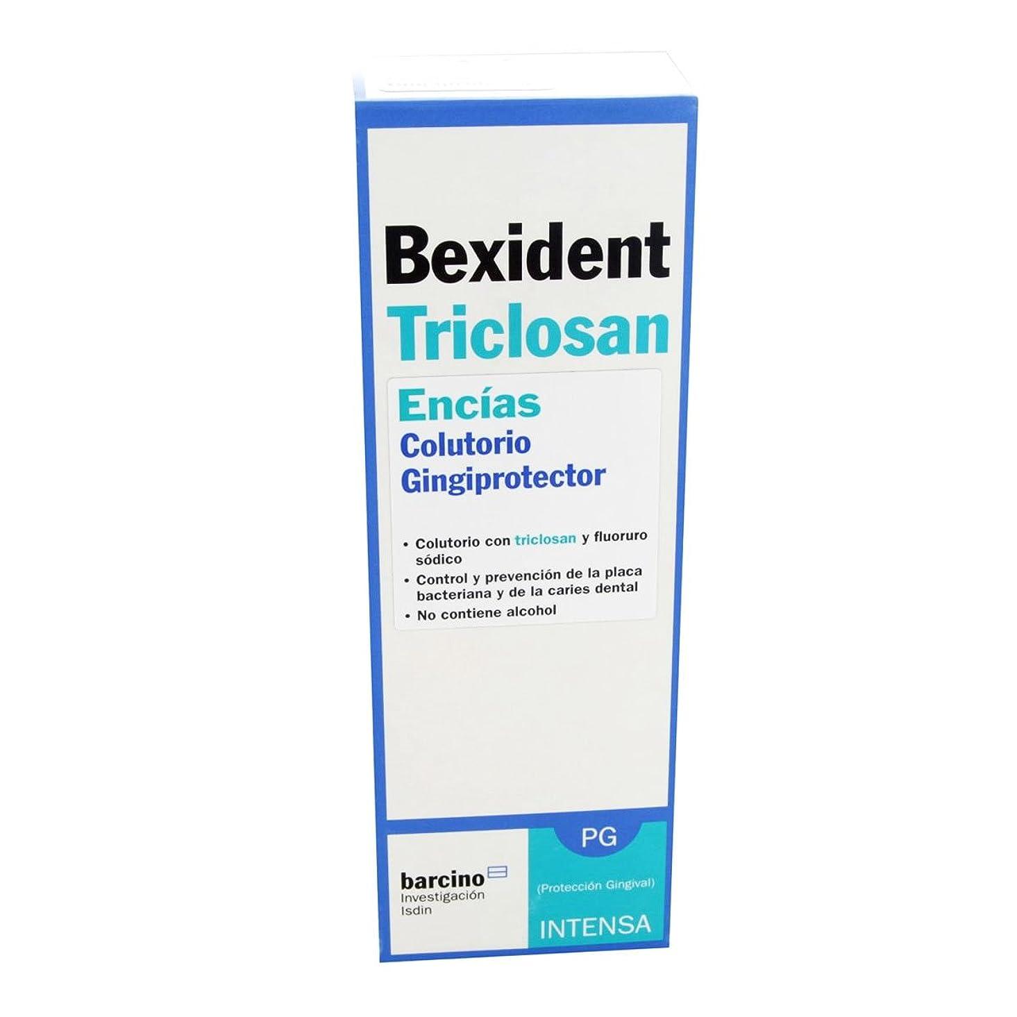 伝記桁鳴らすBexident Gum Maintenance Triclosan Mouthwash 500ml [並行輸入品]
