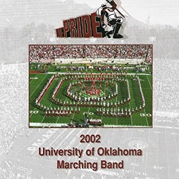 2002 University of Oklahoma Marching Band