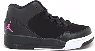 Jordan Flight Origin 2 Black/Hyper Pink-White (Little Kid)