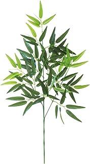 山久 七夕飾り お盆に 手入れ簡単 笹竹 小サイズ 約73cm CT触媒加工 笹の葉 1606-0015 造花 シルクフラワー