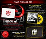 Third Man Records Vault Package #21: The White Stripes - Live Under the Lights of the Rising Sun (Vinyl Black/Red Double 12' LP), The Dead Weather - Buzzkiller B/W It's Just Too Bad (7' Yellow Vinyl), Third Man Records Flag