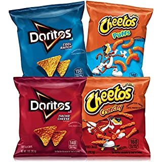 Frito-Lay Doritos & Cheetos Mix (40 Count) Variety Pack (B071LT3L25) | Amazon price tracker / tracking, Amazon price history charts, Amazon price watches, Amazon price drop alerts