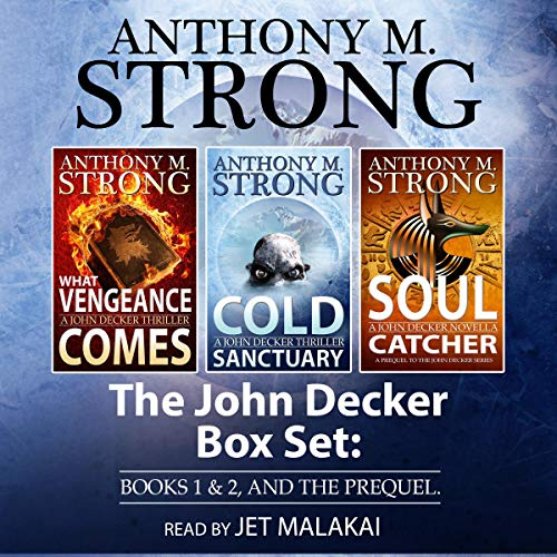 The John Decker Box Set: Books 1 & 2, and the Prequel. cover art