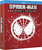 Pack: Spider-Man (7 pelculas BD) [Blu-ray]
