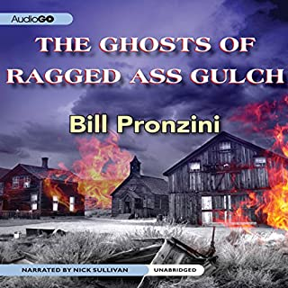 The Ghosts of Ragged-Ass Gulch audiobook cover art