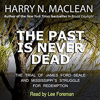 The Past Is Never Dead audiobook cover art