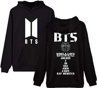 Dolpind Kpop BTS Hoodie Love Yourself Persona Sweatershirt SUGA Jimin Jungkook V Merchandise