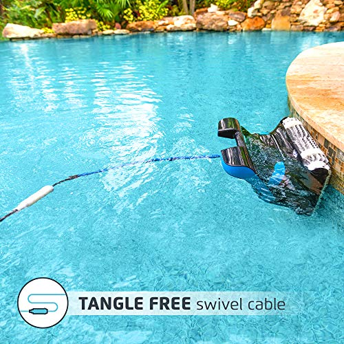 DOLPHIN Nautilus CC Supreme Automatic Robotic Pool Cleaner- The Next Generation of Pool Cleaning...