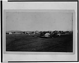 1889 Photo Fort Sill, I.T., Dec. 1889, from southeast bird's-eye view of buildings at Fort Sill, Indian Territory. Location: Fort Sill, Indian Territory, Oklahoma