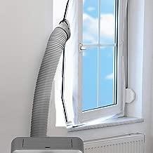 AirLock Window Seal for Mobile Air-Conditioning Units Mobile Air Conditioning Soft Cloth Sealing Baffle Window Door Seal Window Frame Plate, Lecheery