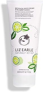 LIZ EARLE Botanical Body Cream BERGAMOT & BASIL, 200ml