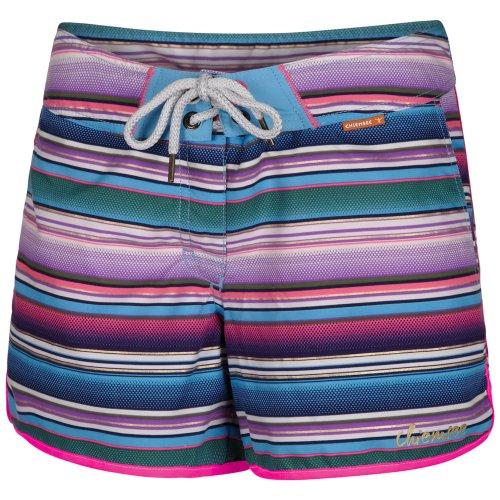Chiemsee Damen Schwimm- und Badeshorts Ghada, Stripe Bonnie, XS, 1060806