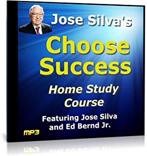 Silva Method Choose Success Home Study Course mp3's on CD-Rom