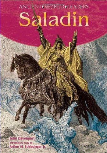 Saladin (Ancient World Leaders)